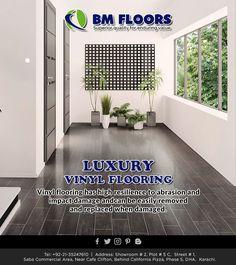 Luxury Vinyl Flooring, Website