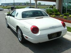 Ford Thunderbird - the love of my life.