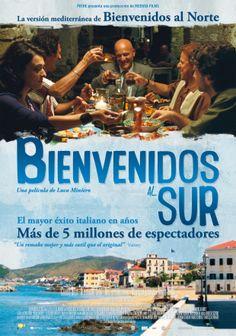 Bienvenidos al sur [Material gráfico] / Director, Luca Miniero.-- Italia : [s.n.], 2010. 1CAR/186