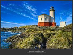 Bandon Oregon, Southern Oregon Coast, Pacific Coast, Lighthouses, Places Ive Been, Coastal, Beautiful Places, To Go, Spaces