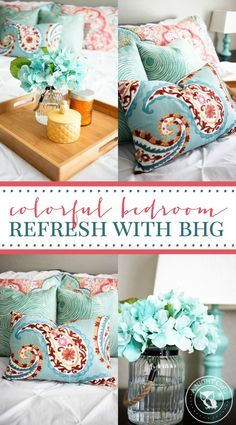 Refresh your space with COLOR for spring!