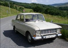 Automobil Moskvič (Made in CCCP)