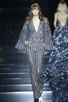 Fashion Friday: Zuhair Murad F/W Haute Couture 2015 Collection Long Jumpsuits, Playsuits, Fashion Jumpsuits, Zuhair Murad 2015, Couture 2015, Fashion News, Fashion Trends, Fall 2015, Fashion Design