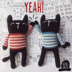 Black cats Mongoreto!