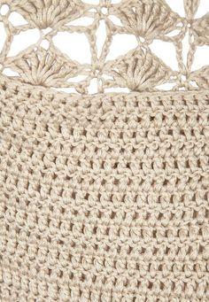 Knitting For All: Dress crochet