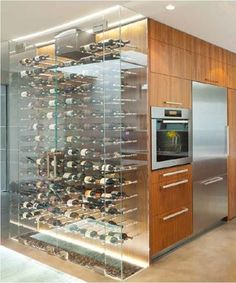 Vancouver Kitchen - Wave House - contemporary - Kitchen - Vancouver - V6B Design Group - Kitchens & Fine Cabinetry