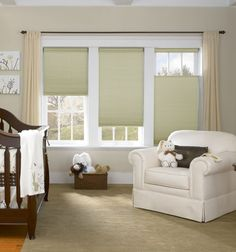 Bali DiamondCell Double Cell cellular shades feature the popular Northern Lights, Daybreak, Storm and Tinted Whites collections. Bali cellular shades insulate and provide privacy while still filtering light. Cheap Window Treatments, Bali Blinds, Bedroom Shades, Honeycomb Shades, Home, Shades Blinds, Nursery Window Treatments, Diy Shades, Blackout Cellular Shades