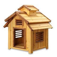 Pet Squeak Bird Dog House, Large in Pet Supplies > Dog Supplies > Dog Houses Large Dogs, Small Dogs, Plastic Dog House, Wood Dog House, Best Dry Dog Food, Outdoor Dog, Indoor Outdoor, Animal House, Dog Houses