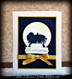 Baby Jesus by girl3boys0 - Cards and Paper Crafts at Splitcoaststampers