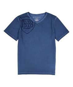Another great find on #zulily! Insignia Blue Shift Tee - Boys #zulilyfinds