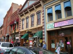 Manitou Springs, CO | Colorado Towns