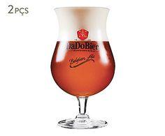 Jogo de Taças para Cerveja Dado Bier Belgian