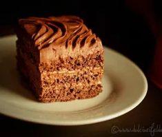 prajitura de casa cu ciocolata Chocolate Cake, Mousse, Banana Bread, Spices, Food And Drink, Cooking Recipes, Yummy Food, Desserts, Cakes