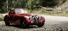 Alfa–Romeo 2900 B Speciale Touring Coupè, 1938 - model by CMC in scale. Alfa 8c, Alfa Romeo 8c, Hot Rod Trucks, Automotive Photography, Touring, Hot Rods, Diecast, Ford, Vehicles