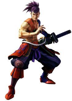 Sengoku from Last Ranker