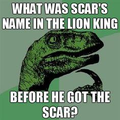 scar..;  Bob?