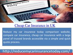 Reduce my car insurance today comparison website, compare car insurance, cheap car Insurance with a large panel of trussed brands accessible via a simple and … Cheapest Insurance, Cheap Car Insurance, Compare Cars, Compare Car Insurance, Quick Quotes, Cheap Cars