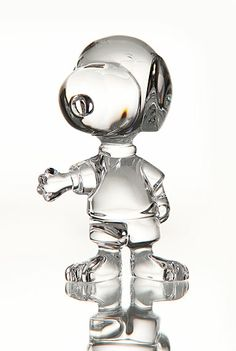 Crystal Snoopy