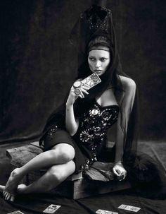 Kate Moss   Mert & Marcus #photography   Vogue Paris September 2012