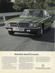 Mercedes Auto, Mercedes Classic Cars, Mercedes Benz Autos, Retro Cars, Vintage Cars, Automobile, Mercedez Benz, Daimler Benz, Ad Car