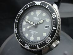 THIS IS VINTAGE SEIKO 150m DIVERS, £173