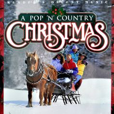Reader's Digest A Pop N' #Country Christmas 3 Cd Set New 60trks v/a 1998 Xmas #Christmas