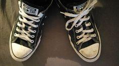 Converse All.Star Sneaker Schwarz Gr. 41.5 gay Sk8er Skater