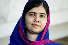 Malala critica proposta de Trump: 'Ideologia do ódio'. (foto: EPA)