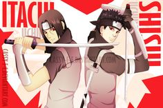 ANBU Itachi and Shisui