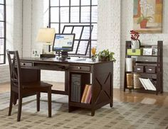 Furnishing the Luxury Home Office Ideas