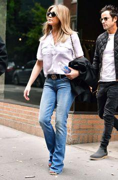 Jennifer Aniston Street Style