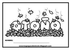 LIBRO DE OTOÑO PARA 3 AÑOS Dual Language Classroom, Alice In Wonderland, Diy And Crafts, Spanish, Poems, Lettering, Activities, Education, School