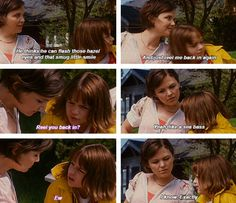 Like a sea bass - Ramona and beezus is one of my favorite movies