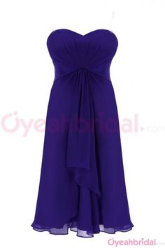 Bridesmaid Dress Bridesmaid Dresses.  maybe in a nice brown or burgundy color but not this color blue.
