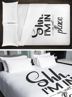 lettering bed