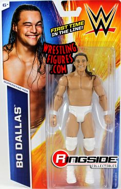 Bo Dallas - WWE Series 49 | Ringside Collectibles