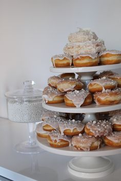 wedding donuts <3