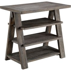 I pinned this Craftsman Side Table from the Stein World event at Joss and Main!