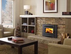 kamin on pinterest fireplaces modern fireplaces and wood storage. Black Bedroom Furniture Sets. Home Design Ideas