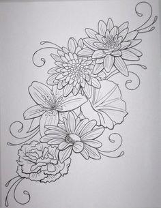 Back tattooo