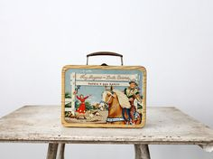 1950s Roy Rogers & Dale Evans Lunch Box(It's not modern - but it's mid-century :)