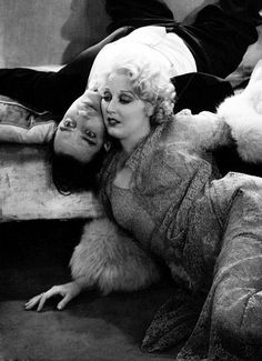 Buster Keaton and Thelma Todd, Speak Easily. Hooray For Hollywood, Golden Age Of Hollywood, Classic Hollywood, Old Hollywood, Thelma Todd, Physical Comedy, Harold Lloyd, Hollywood Heroines, American Comics