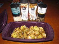 Steamed potatoes! YUMMM! Epicure Recipes, Healthy Recipes, Epicure Steamer, Steamed Potatoes, Steamer Recipes, Good Food, Yummy Food, Easy Eat, Recipe Boards