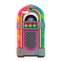 Katy Perry 3D Light Up Neon Jukebox Cover for iPhone 6 | Claire's