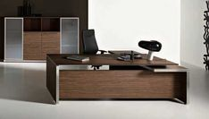 Eos executive desk for Siamak A Mohammadi, Plastic Surgeon – Los ...