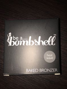 Be a Bombshell - baked bronzer. Heat wave- brand new