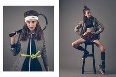 """Game Day"" Editorial by asimOverstands - MISSBISH | Women's Fashion Magazine & Online Store"