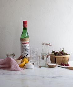 Homemade Luxardo Maraschino Cherries
