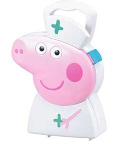 Buy Peppa Pig Medic Case at Argos.co.uk - Your Online Shop for Peppa Pig toys, Children's fancy dress accessory sets, 2 for 15 pounds on Toys, Pre-school, Toys under 10 pounds.