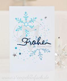 stempel einfach: Stampin Up Winterliche Weihnachtsgrüße...